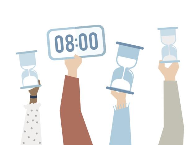 gestión del tiempo cómo método para mejorar la eficiencia