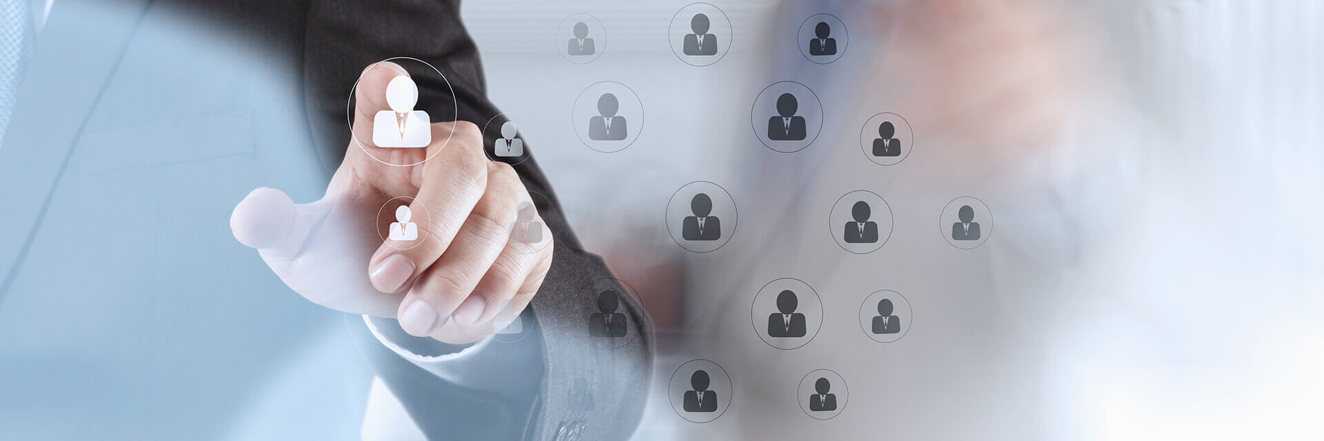 conexión con los clientes