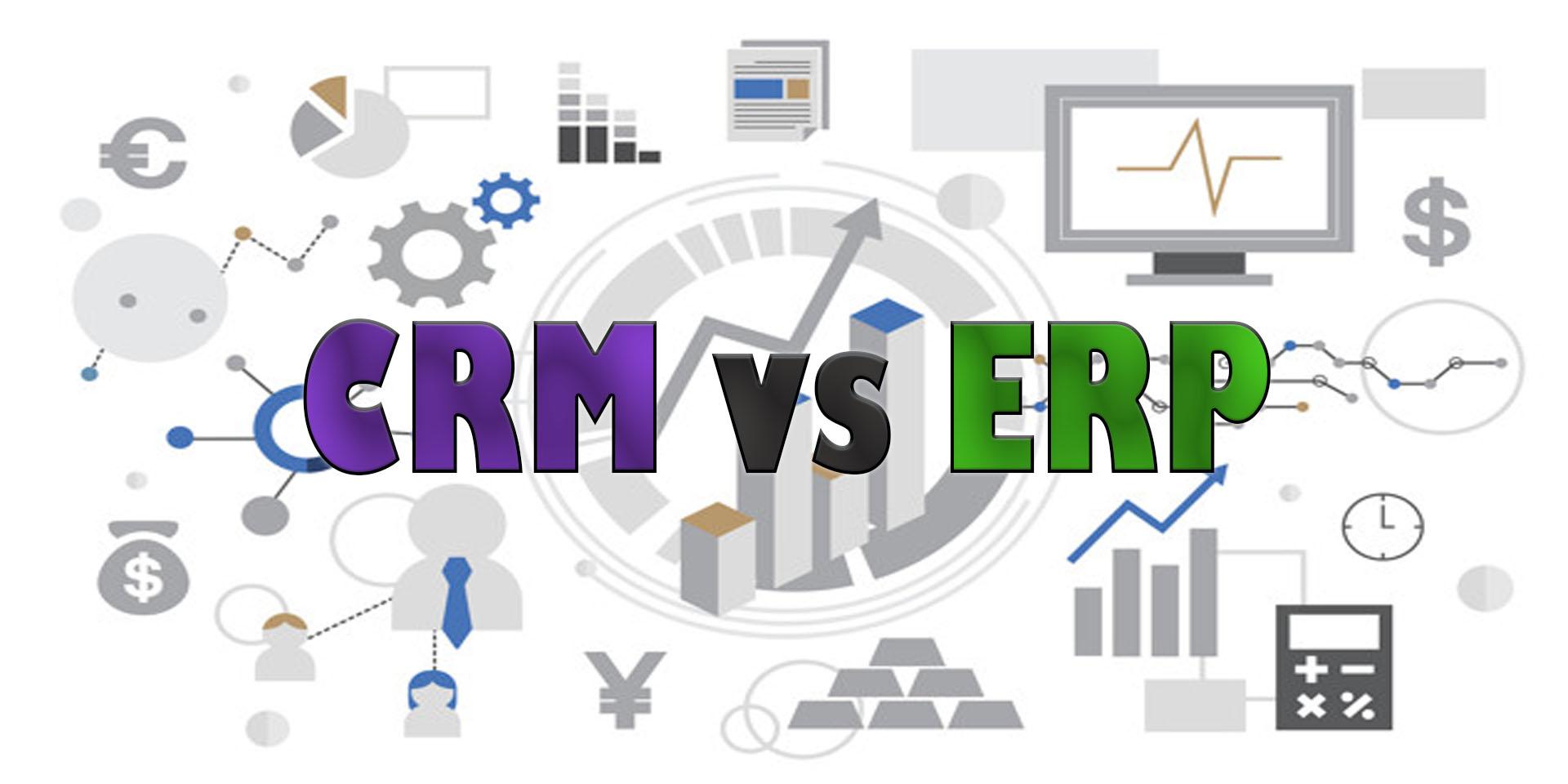 CRM vs ERP ¿cuál es la diferencia y cuál necesita mi empresa?