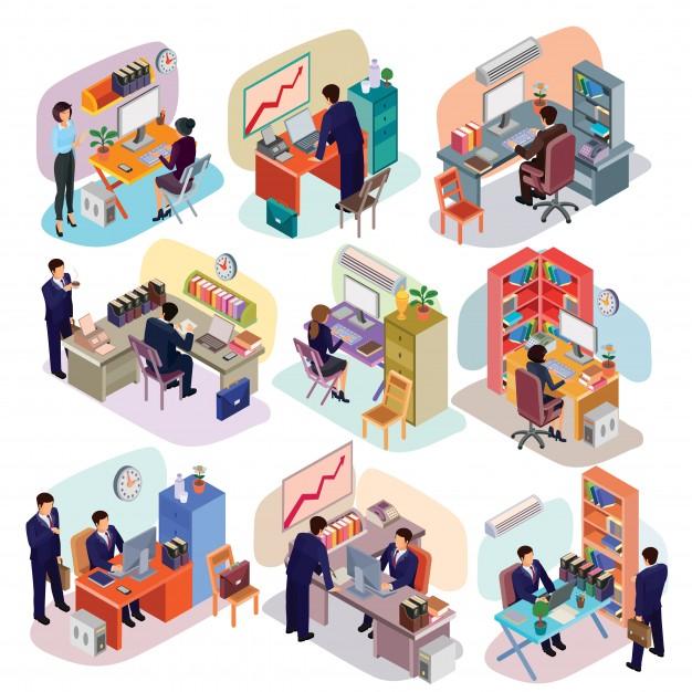 proceso de negocio típico para cualquier empresa