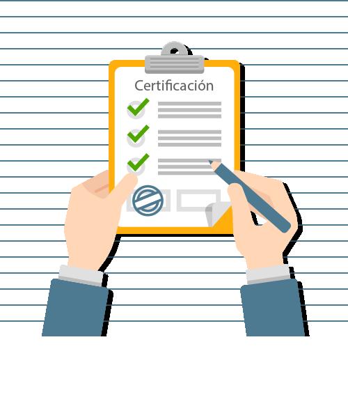 etiquetado y la certificación