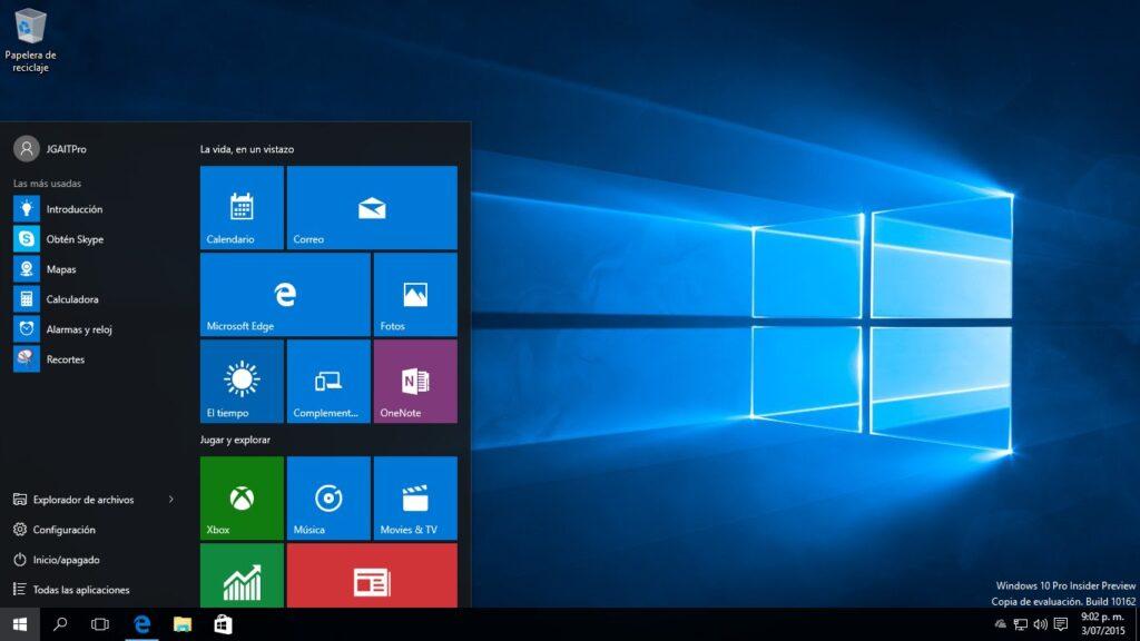 Actualiza a Windows 10